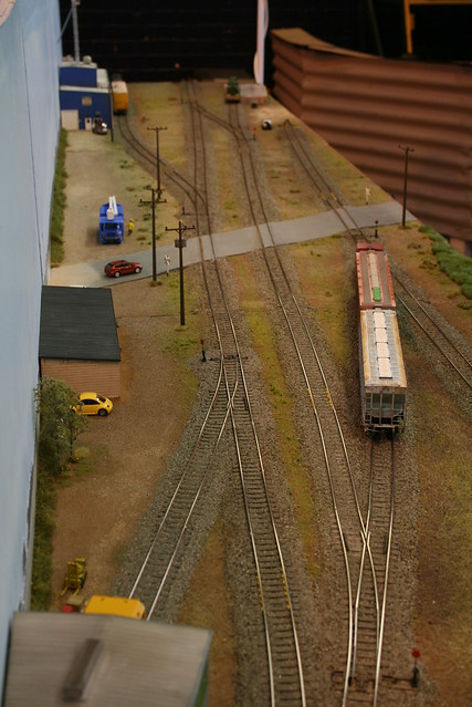 My HO Switching Layout - Galatia, KS - NMRA British Region ...