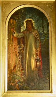 Holman Hunt's Light of the World