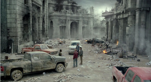 Chevy Post Apocalyptic Super Bowl Commercial