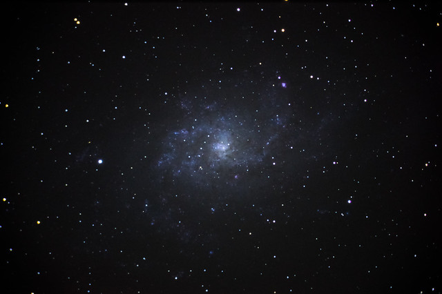 M33 12.5min 13frame ISO3200 coldhot pixels removed-1-5