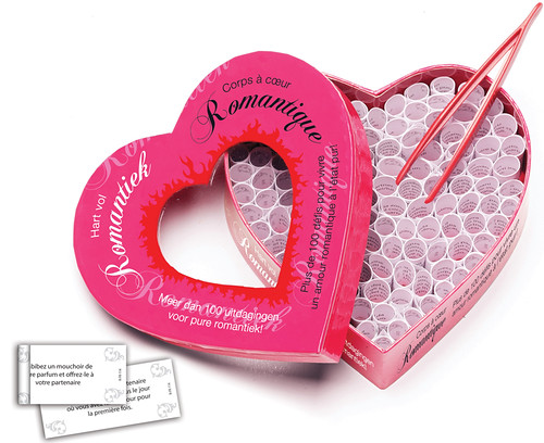 Romantique Valentine' s Day game