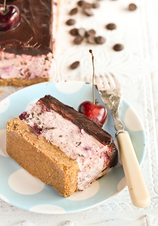 Rich Chocolate Cherry Cake Farm Bell Recipes
