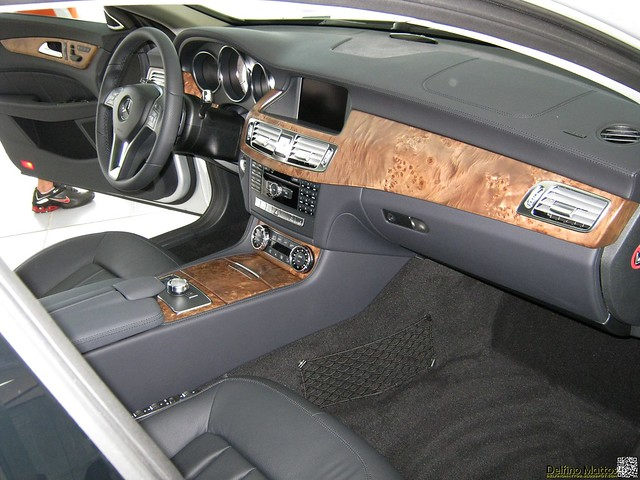Mercedes Benz CLS 350