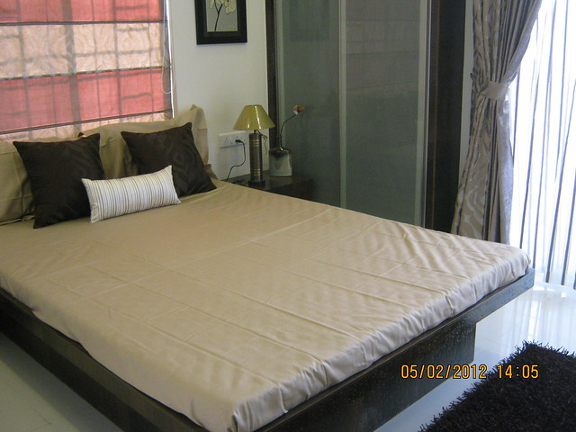 Sample flat - Visit Sukhwani Scarlet - 1 BHK, 1.5 BHK, 2 BHK & 3 BHK Flats - near Aurvedic College, on Kesnand Road, Wagholi, Pune 412 207 - 10
