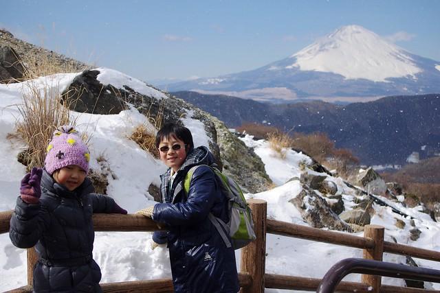 寒假玩東京
