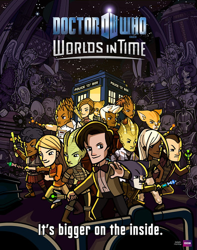 Doctor Who: Worlds in Time