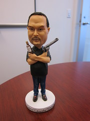 SoftLayer Bobblehead
