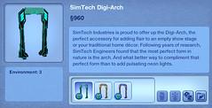 SimTech Digi-Arch