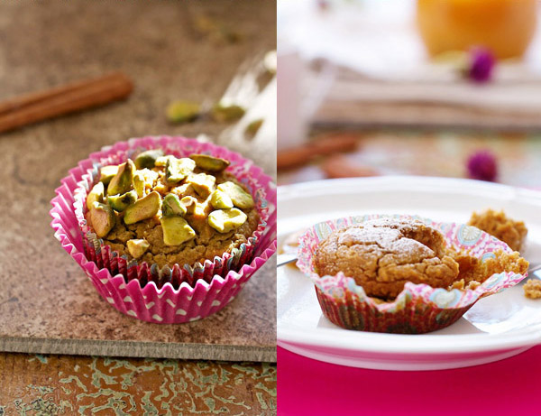 Carrot Pear Muffins Marla Meridith Photography-IMG_5579 collage