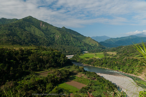White Water River Rafting - Tabuk - Kalinga, Philippines (082335 - 120123)