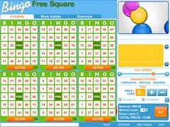 Paf Bingo Free Square