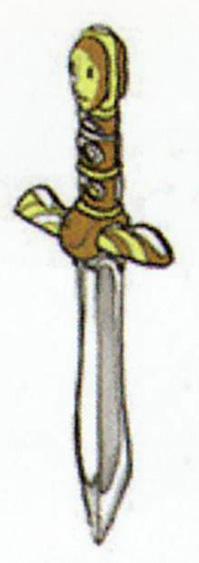 TP Shad's Dagger