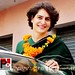 Priyanka Gandhi Vadra's campaign for U.P assembly polls (29)