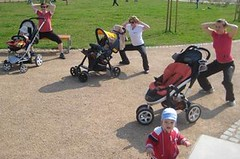Fitmami. Mámy, cvičte s dětmi a podnikejte