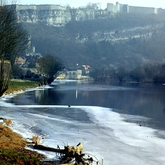 ✿ Les rives du Doubs ✿ Citadelle Vauban ✿