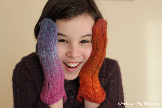 Lollipop Mitts