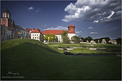 Cracow - The Wawel Castle