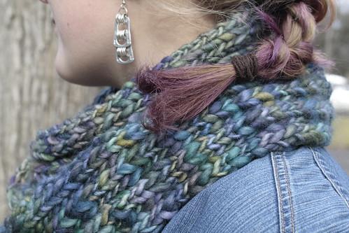 Aquarella scarf