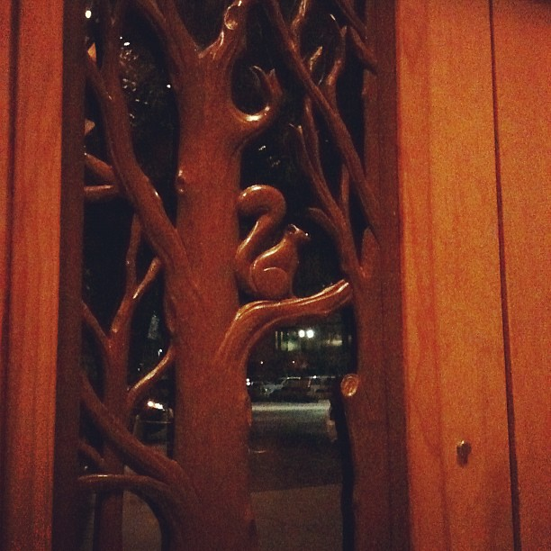 Day 40 #frontdoor at #GreatWolfLodge #Febphotoaday #365 #thebloomforum