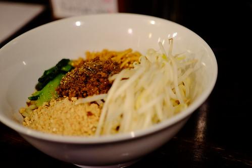 ramen dandan noodles
