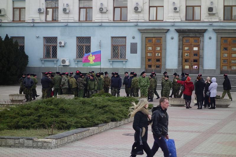 Simferopol, March 16 2014