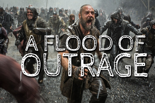 a flood of outrage noah 2014