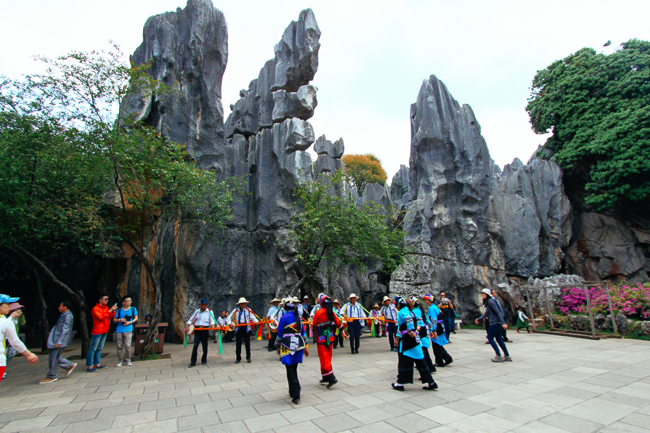Shilin Stone Forest, Kunming