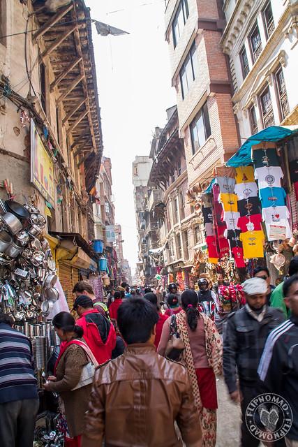 Indra Chowk Market