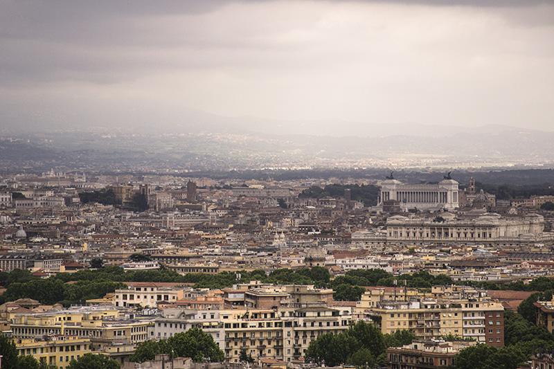 Monte Mario Rome