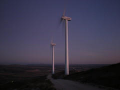 Gamesa G47 wind turbines
