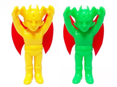 Devilman T-Shirt / Toy Set