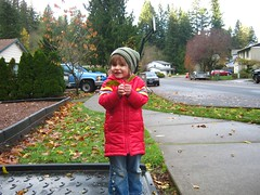 Our 1st Oregon Thanksgiving