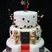 hollywood theme cake by The House of Cakes Dubai