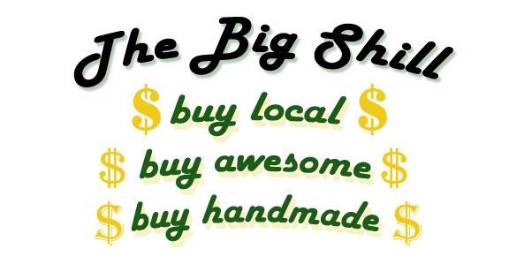 The Big Shill logo