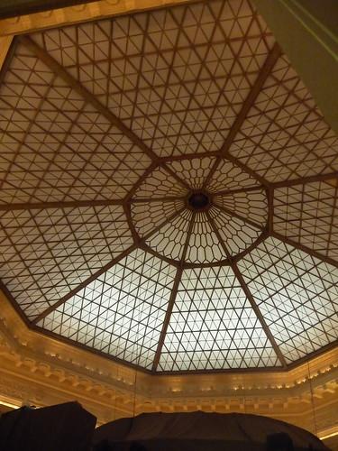 Shedd Aquarium Ceiling