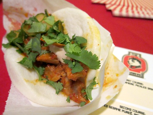 Chicken Bao