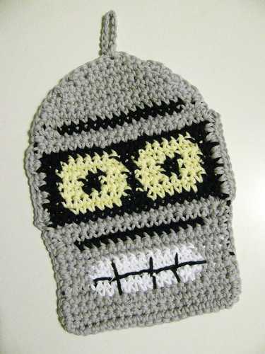 Bender dishcloth