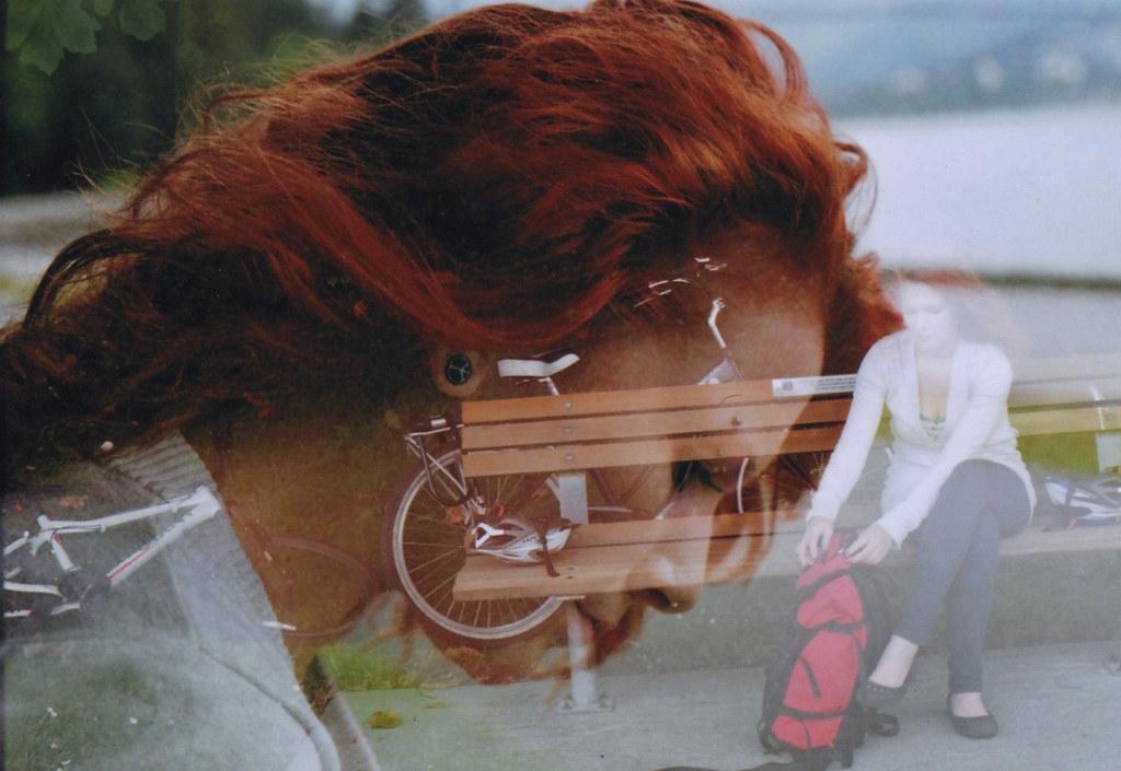 Alicia Bike ride