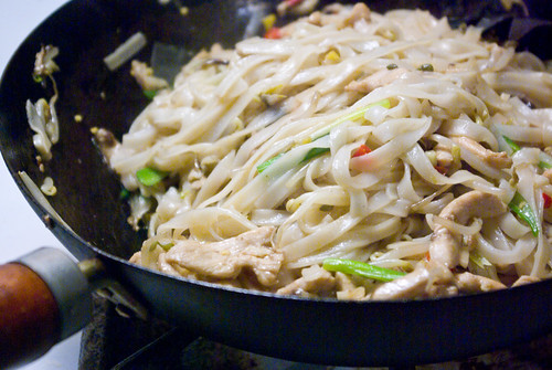 stirfried noodles