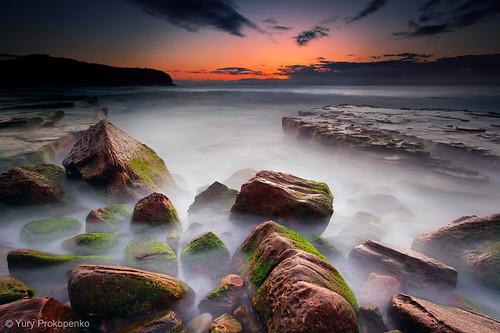 ocean longexposure sea seascape beach nature water standing sunrise landscape dawn bravo rocks sydney australia nsw turimetta ☆thepowerofnow☆