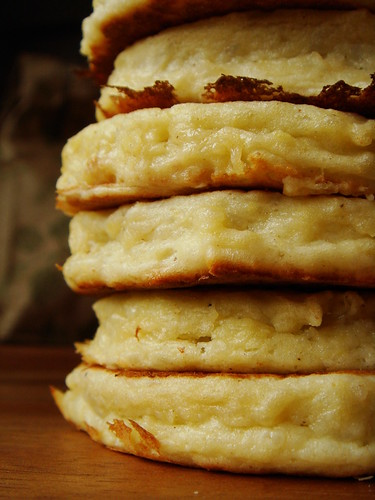 Matafan (Fluffy Mashed Potato Pancake)