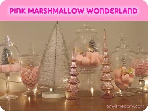 pink marshmallow wonderland