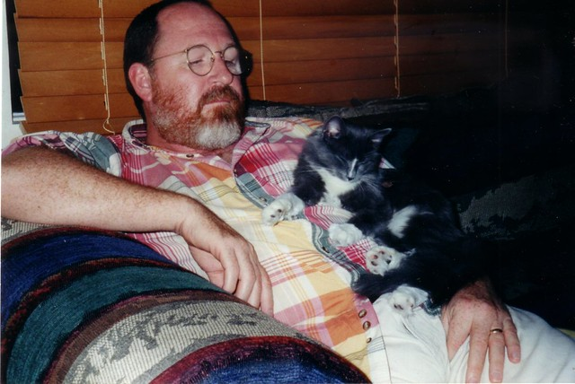 Dad and Bootsie