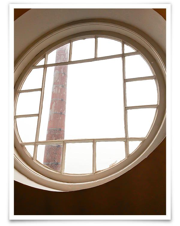 Ovalt-fonster