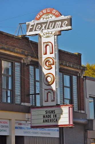 Flexlume Signs Neon Sign