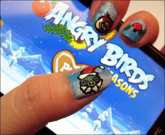 Angry Birds Christmas 2012