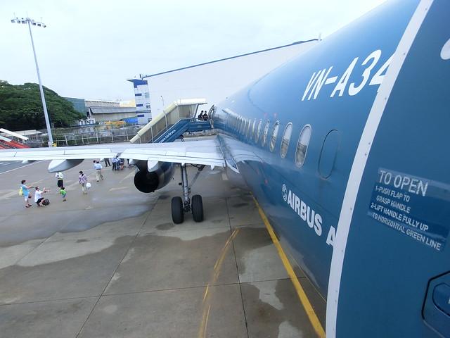 カムラン国際空港 Cam Ranh International Airport (NHA)
