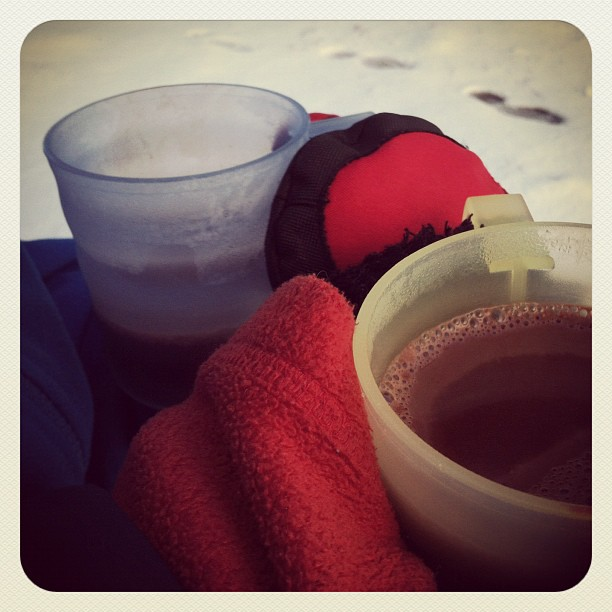 Yum. Cacao. #decdaily