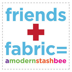 friends + fabric bee