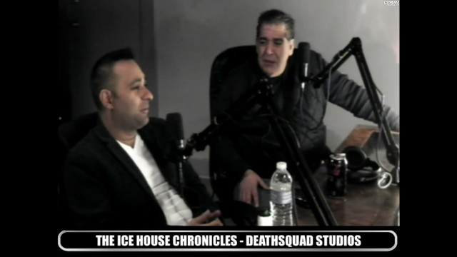 THE ICE HOUSE CHRONICLES #5 (PART ONE)